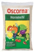 OSCORNA Hornmehl 2,5 kg org. Stickstoffdünger 12