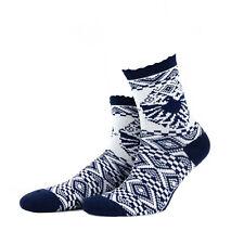 Animal Womens May Nala Nordic Print Socks Girls Christmas Socks - 4-7UK