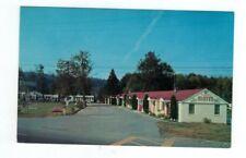 WA Bremerton Washington vintage post card Bremerton Motel