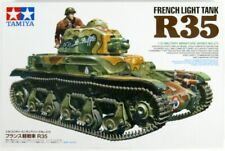 Tamiya 35373 French Light Tank R35 1/35 scale kit