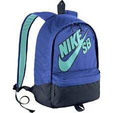 Nike SB 6.0 Piedmont Backpack, BA3275 444 Royal Blue/Black NEW