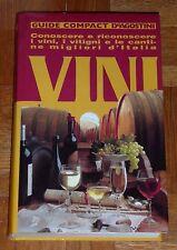 """Giorgio Mistretta """"VINI"""" Guide Compact De Agostini"""