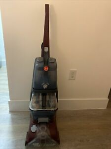 Hoover Power Scrub Deluxe Carpet Cleaner Used FH50150DM