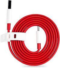 Oneplus Original Dash Type-C - Cable USB a Type-C, 100cm, carga rápida, plano