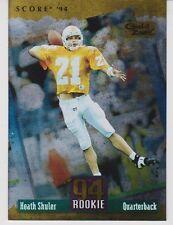 1994 Score Gold Zone #276 Heath Shuler RC