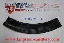 "Horse Carriage Rubber Inner Tube 2.50""-16"" for Cart Gig Pneumatic Wheels"