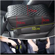 Car Center Armrest Console Box Soft Pad Cover Cushion Wear Mat  Waterproof PU