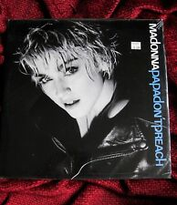 "Madonna PAPA DON'T PREACH True Blue 12"" SEALED 1986 SINGLE Herb Ritts Vinyl LP"