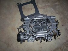 Edelbrock 1406 Reconditioned Carburetor Perf 600 cfm Electric  ReconditioneD