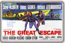 1963 THE GREAT SCAPE FRIDGE MAGNET IMAN NEVERA