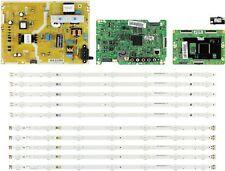 Samsung UN55J6201AFXZA (Version QS01) Complete TV Repair Parts Kit w/LED