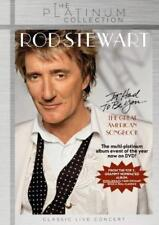 Rod Stewart - It Had To Be You - The Great American Songbook - Platinu (NEW DVD)