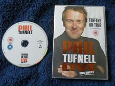 Phil Tufnell - Tuffers On Tour - Live And Uncut (DVD, 2003)