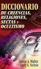 NEW - Diccionario de creencias, religiones, sectas y ocultismo (Spanish Edition)