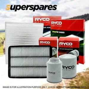 Ryco Light Commercial Filter Service Kit for FIAT Ducato JTD F1AE engine