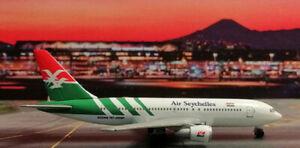 1:500 Herpa Air Seychelles BOEING 767-200ER Passenger Airplane Diecast Model