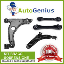 KIT BRACCI SOSPENSIONE ANTERIORE DX SX AUDI A4 Avant (8E5, B6) 2.4 01>04 139495
