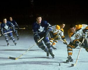 Tim Horton Toronto Maple Leafs - Unsigned 8x10 Photo