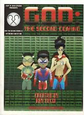 GOD THE SECOND COMING # 1  RAY FELIX     VF