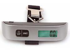 Bilancia pesabagagli pesa bagaglio valigie digitale valigia Eva 033273 - Rotex