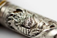 Grayson Tighe Hades Dragon Fountain Pen Exclusive #1/1 New!