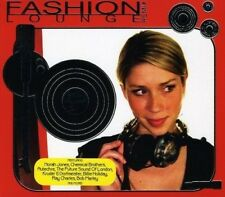 FASHION LOUNGE  - RAY CHARLES, BILLIE HOLIDAY, FLETCH - CD NEUF