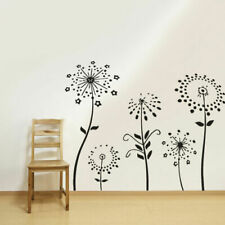 Wall Vinyl Sticker Bedroom Decal Modern Decal Fashion Flowers (Z2769)