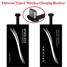 Qi Wireless Typ C USB-C Ladegerät Ladegerät für Huawei P9 OnePlus 2 3 6P