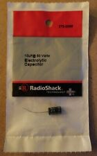 NEW! RadioShack 10uF Electrolytic Capacitor Non-Polarized 2720058 *FREE SHIPPING