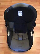Peg Perego Primo Viaggio Infant Car Seat Cushion Cover Part Replacement Black