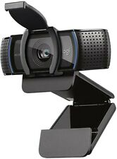 Logitech 960-001251 C920s Pro HD 1080p Streaming Webcam with Privacy Shutter