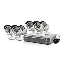 SWANN DVR8-4600 Security Surveillance Recorder 8 x Cameras CCTV 2TB SWDVK-846008