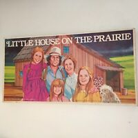 Little House On The Prairie Board Game 1978 - Parker Brothers Vintage COMPLETE
