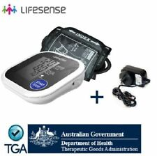Digital Blood Pressure Monitor Automatic Upper Arm With AC Adaptor not Omron