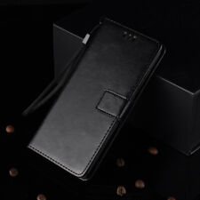 For HTC U20 5G, Luxury Flip Leather Wallet Card Soft Case Cover Shockproof