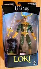 Hasbro Marvel Legends Series Avengers Loki Action Figure Hulk BAF
