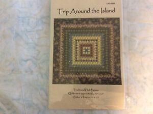 Edyta Sitar Laundry Basket Quilt Pattern Trip Around The Island