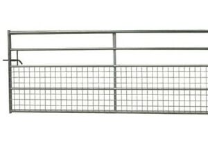 HALF MESHED FIELD GATE 5FT