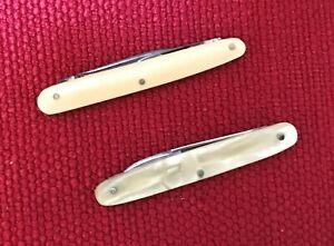Shadow Pen Knives (pair)