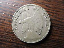 CHILE 20 CENTAVOS 1919