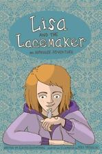 LISA AND THE LACEMAKER NEW HARDCOVER BOOK