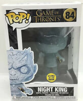 Funko POP! Game of Thrones 84 Night King Crystal GITD Glow in the Dark #2