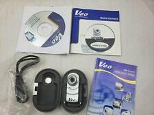 Vintage Veo Webcam with case, Software Disk, USB Cord. Windows 98/Me/2000/XP