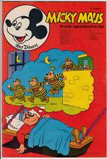 Micky Maus 1972 Nr. 41 (1-2) schöner Zustand mit Sm