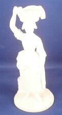 Rare 18thC Niderviller Biscuit Porcelain Lady Figurine Porzellan Figur 1800
