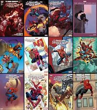 Amazing Spider-Man #800 Variant Set Of 12 Covers! Red Goblin! Free Shipping!