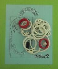 1983 Williams Time Fantasy pinball rubber ring kit 00004000
