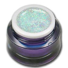 Premium Glitter Farb UV Gel Rainbow Nageldesign 5ml  #00562-19