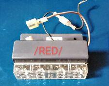 Code 3 Red Led X2100 Light Bar Modulesteady Burn Red