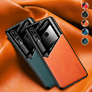Case For Huawei P30 Lite P40 P20 Mate 40 30 Pro Hybrid Shockproof Leather Cover
